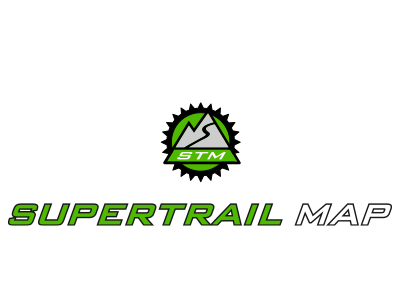 Supertrail Map