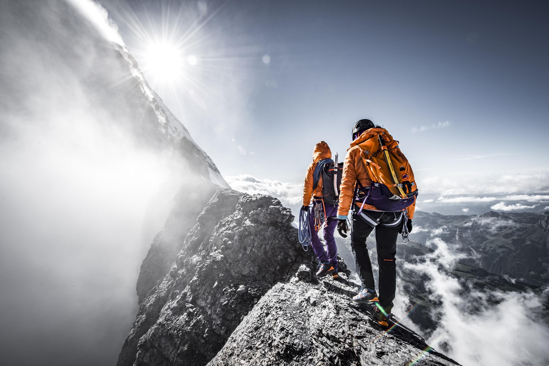 Mammut Klettergurt Alpine Light : Mammut eiger extreme delta highlights pr schweiz