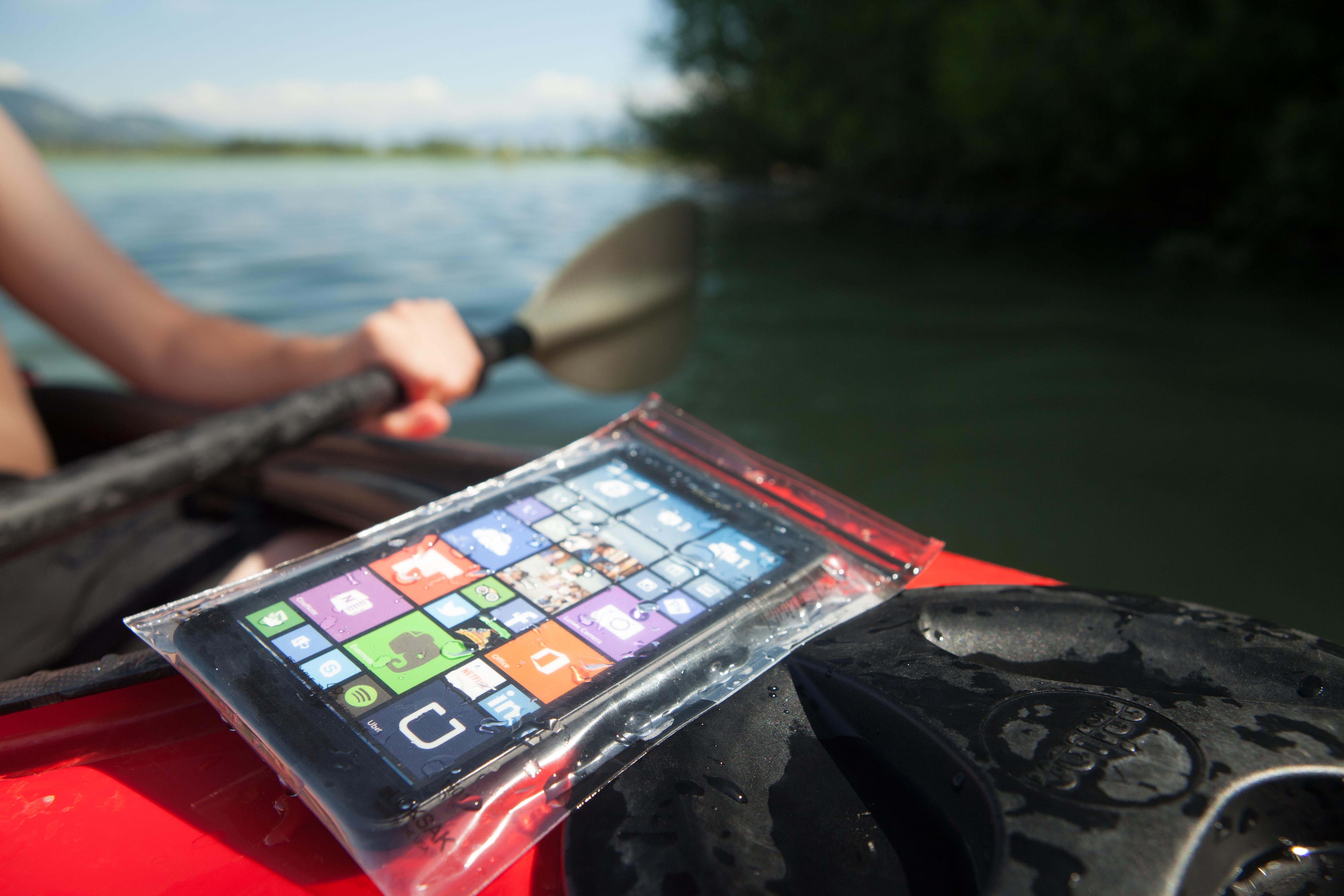 Outdoor-Gadgets für aktive Ferientage