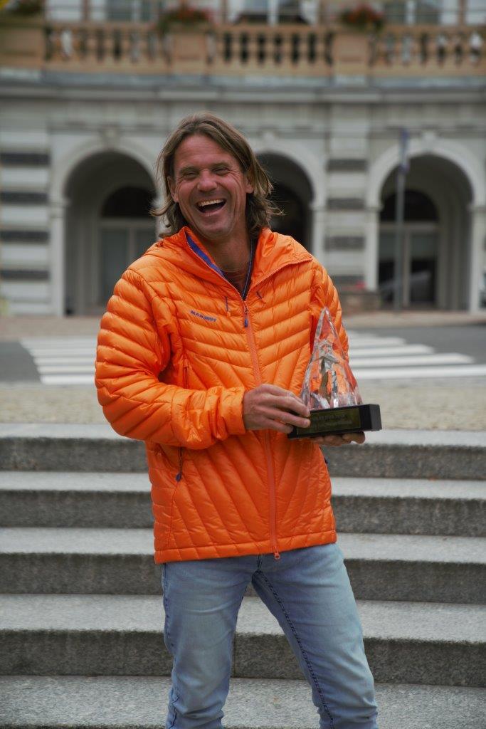 Marek Holecek gewinnt Piolets d'Or