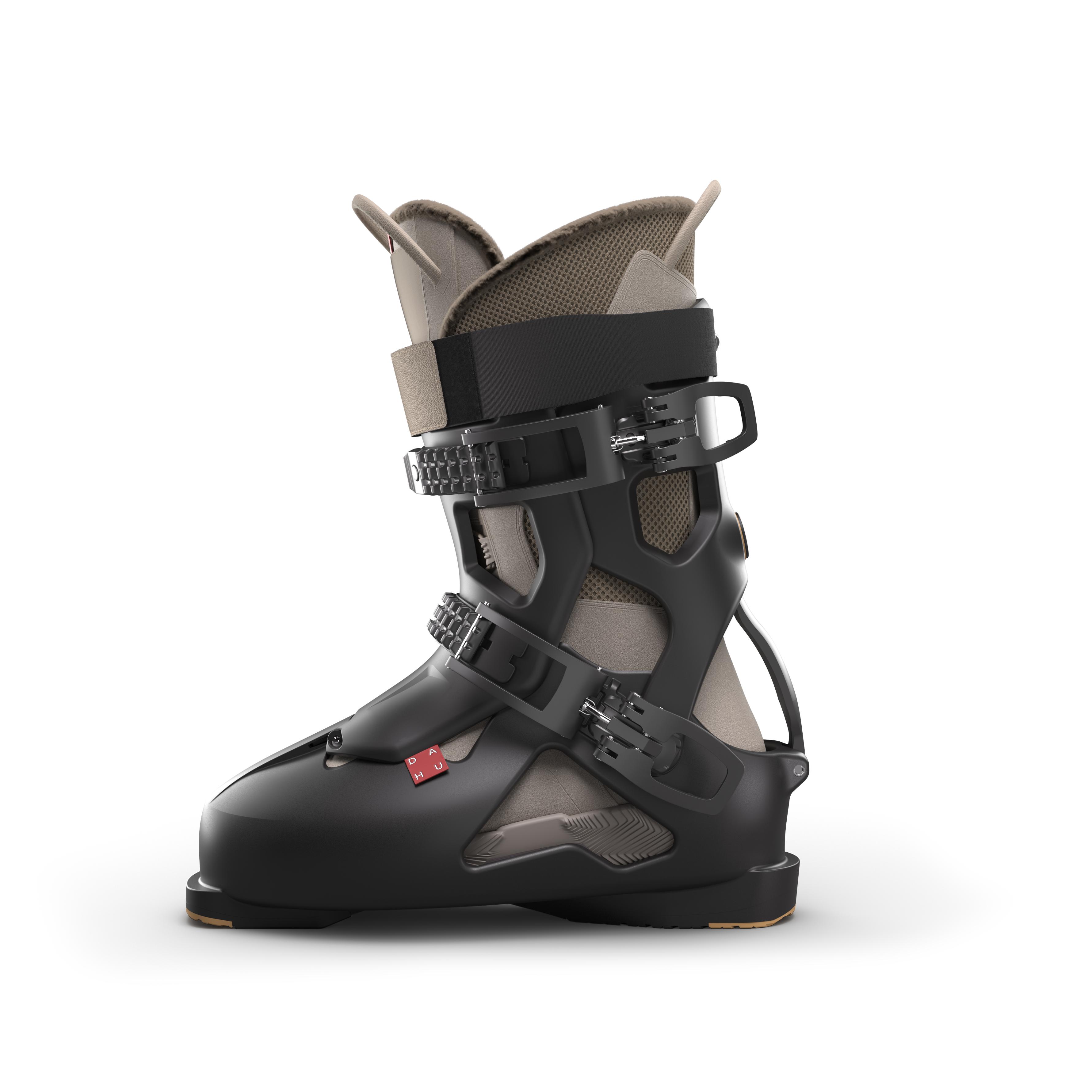 Dahu – Schweizer Skischuhe für die Zukunft luxuriösen Skifahrens