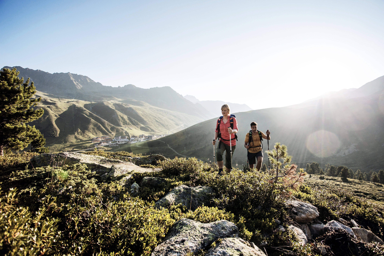 Innsbruck Trek – Weitwandern ohne schweren Rucksack