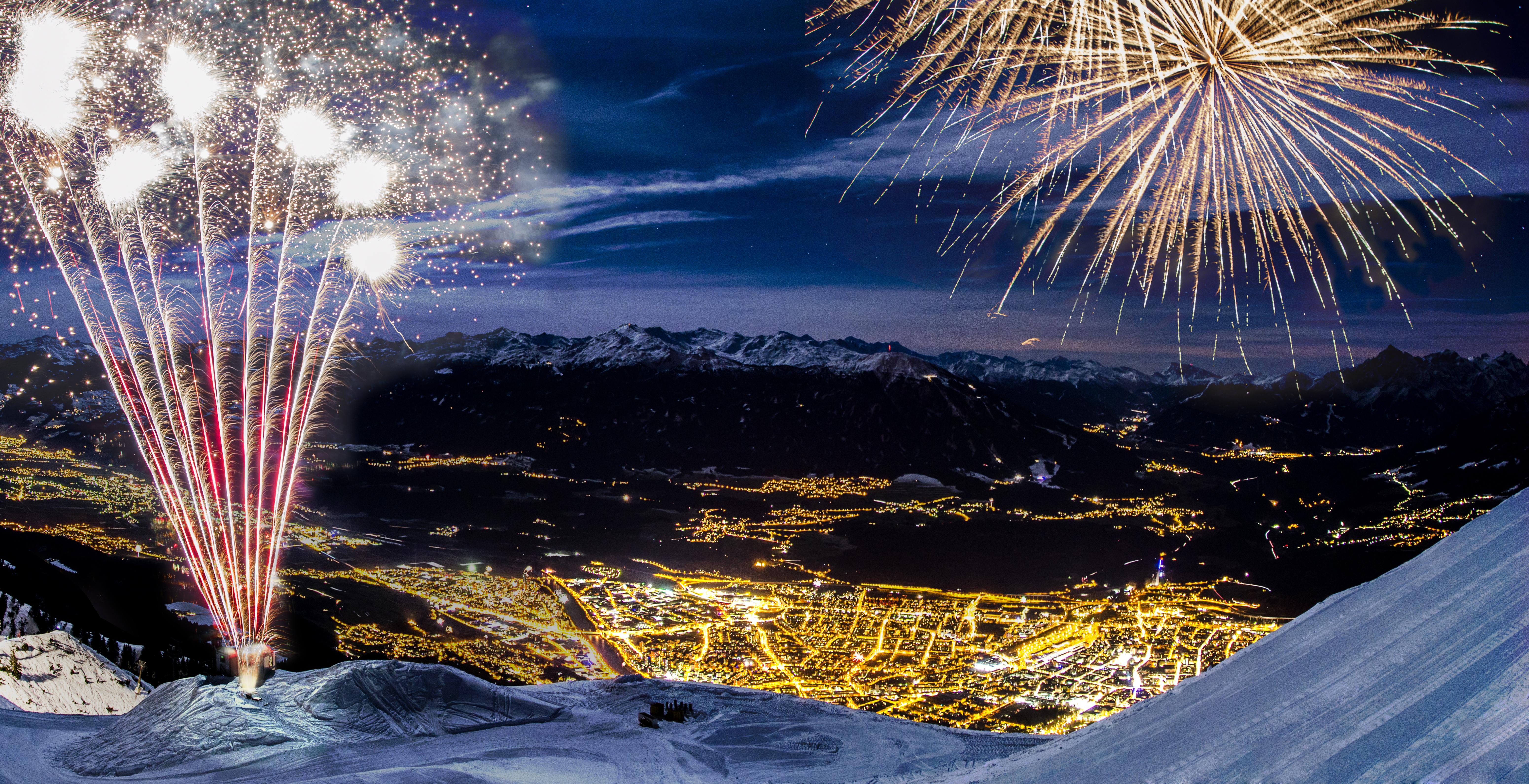 Innsbruck lädt zur spektakulärsten Outdoor-Silvesterparty der Alpen