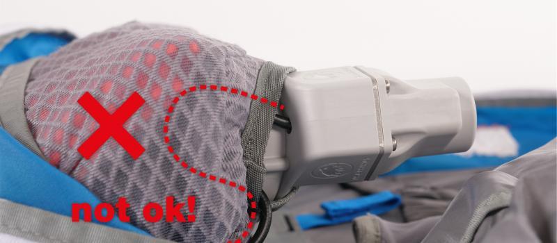 Safety first: Mammut bittet Kunden den korrekten Einbau der Airbagsysteme 3.0 zu überprüfen